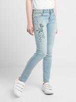 GapKids | Disney Tinkerbell high stretch super skinny jeans
