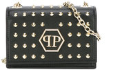 Philipp Plein studded shoulder bag - kids - Polyurethane Resin - One Size