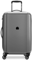 """Delsey CLOSEOUT! 60% OFF EZ Glide 21"""" Carry-On Expandable Hardside Spinner Suitcase"""