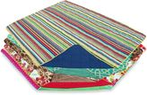 Bed Bath & Beyond Out & About Indoor/Outdoor Water Repellent Print Travel Throw Blanket