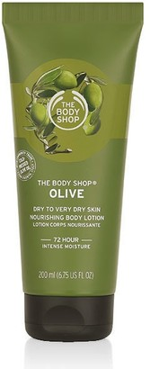 The Body Shop Olive Nourishing Body Lotion
