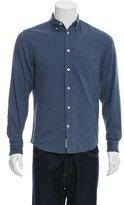 Acne Studios Isherwood Flan Button-Up Shirt
