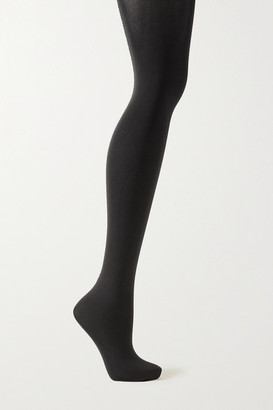 Wolford Theresa Swarovski Crystal-embellished 66 Denier Tights - Black