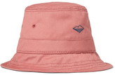 Battenwear - Brushed Cotton-twill Bucket Hat - Pink