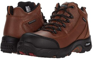 Reebok Work Tiahawk (Brown) Women's Work Boots