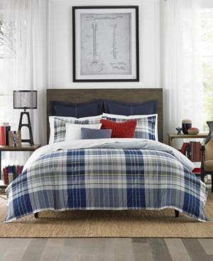 Tommy Hilfiger Poquonock Plaid 2-Pc. Twin/Twin Xl Comforter Set Bedding
