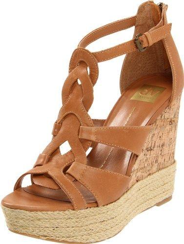 Dolce Vita Women's Bandana Wedge Sandal