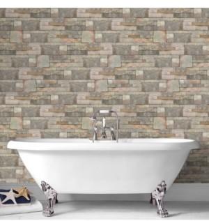 Graham & Brown Sandstone Beige Wallpaper