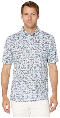 Straight Down Capulet Polo (Nassau) Men's Clothing