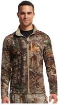 Icebreaker Men's Sierra Long Sleeve Zip Jacket Real Tree