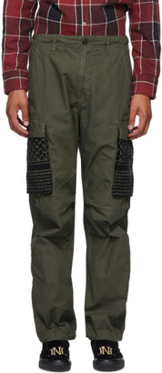 Neighborhood Green Mil BDU Cargo Pants