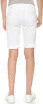Alice + Olivia Cuffed Bermuda Shorts