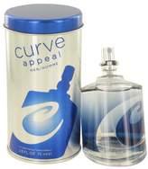 Liz Claiborne Curve Appeal by Eau De Toilette Spray 2.5 oz