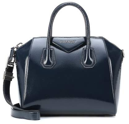 Givenchy Antigona patent leather tote