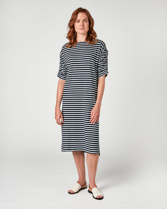 Jigsaw Breton Jersey Dress