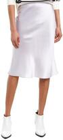 Rag & Bone Mandy Silk Skirt