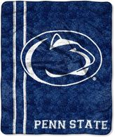 New York Yankees Penn State Nittany Lions Sherpa Blanket