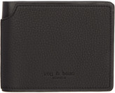 Rag & Bone Black Billfold Wallet