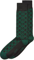 Alfani Men's Triangle Hex Socks, Created for Macy's