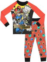 Power Rangers Boys' Pajamas