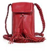 Rebecca Minkoff Isobel Leather Smartphone Crossbody Bag