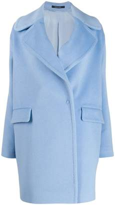 Tagliatore oversized short coat