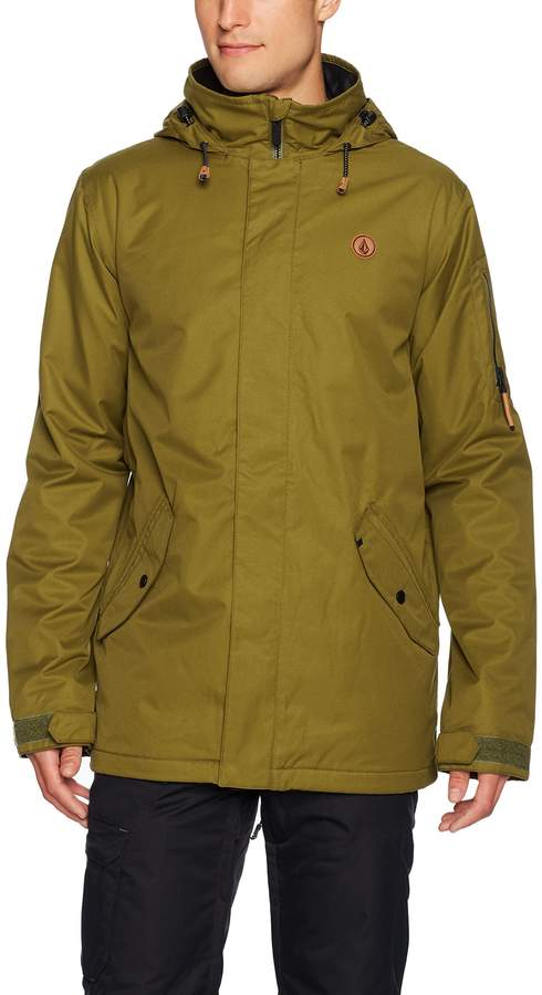 Volcom Men's Padron Insulated Jacket
