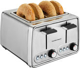 Hamilton Beach Modern Chrome 4-Slice Toaster