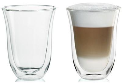De'Longhi DeLonghi Latte Glasses (Set of 2)