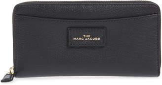 Marc Jacobs The Vertical Zippy Leather Wallet