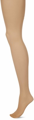 Charnos Women's 1PP 7 Denier Simply Bare 'No Toes' Tight 7 DEN