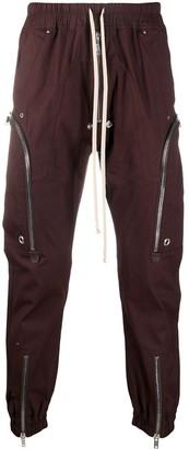 Rick Owens Bauhaus drawstring cargo trousers