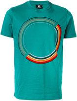 Paul Smith printed T-shirt - men - Organic Cotton - L