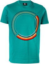 Paul Smith printed T-shirt - men - Organic Cotton - S