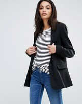 Maison Scotch Classic Long Blazer