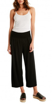 Michael Stars Cropped Elastic Culottes