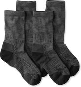 L.L. Bean Ascent Hiking Socks, Lightweight Two-Pack