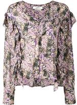 Etoile Isabel Marant Ruffle seam blouse