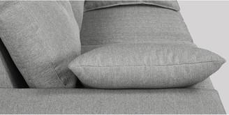 Swoon Tulum Fabric 2Seater Sofa