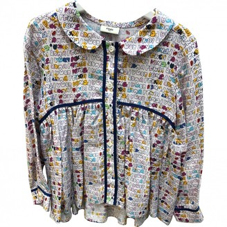 Fendi Multicolour Viscose Tops