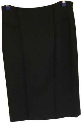 Bel Air Black Skirt for Women
