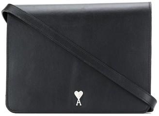 AMI Paris Large Accordion Bag