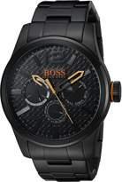 BOSS ORANGE Men's 1513239 PARIS Analog Display Japanese Quartz Watch
