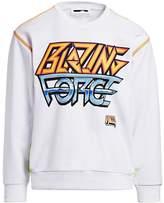 Mcq Alexander Mcqueen Blazing Force Sweatshirt