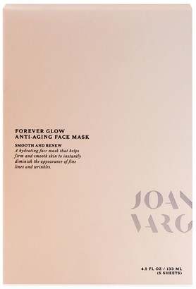 JOANNA VARGAS Forever Glow Anti-Aging 5-Sheet Face Mask Set