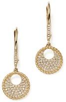 KC Designs Diamond Pavé Drop Earrings in 14K Yellow Gold, .30 ct. t.w.