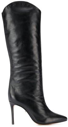 Schutz High-Heel Knee-Length Boots