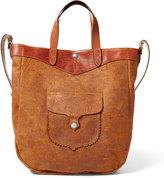 Ralph Lauren Suede Ridgway Bag