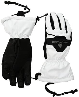 Obermeyer Regulator Gloves (Black) Over-Mits Gloves