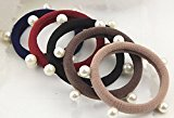 Cuhair(tm) 2015 New Fashion Top Quality Baby Girl Kids Same As Picture 5pcs Hair Rope Hair Band for Baby Kids Girl
